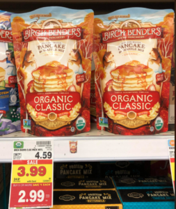 Birch Benders Pancake Mix Kroger