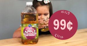 Kroger Brand Apple Juice Kroger Krazy