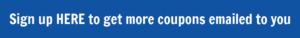 Kroger Coupons Email Optin