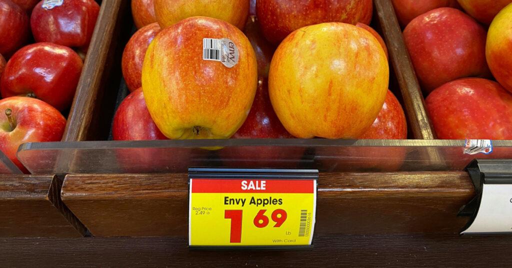 Envy Apples Kroger