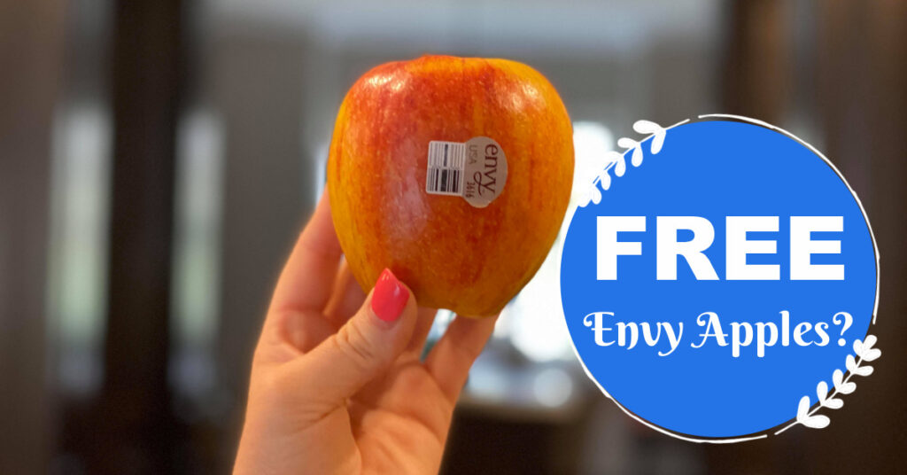Envy Apples Kroger Krazy