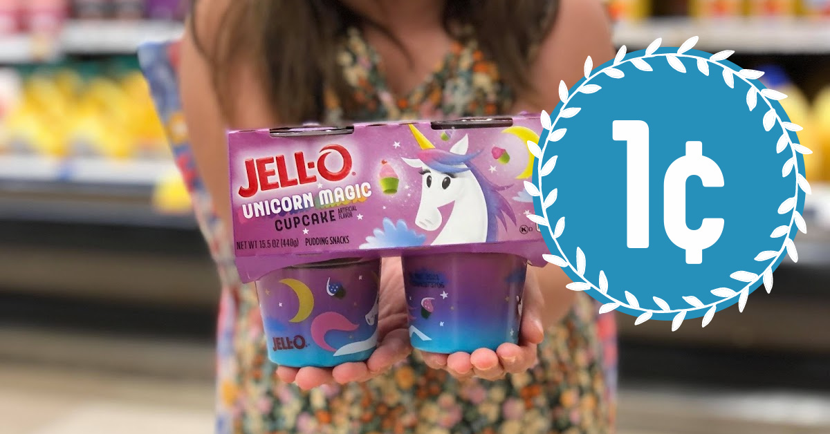 Jello Unicorn Magic Kroger Krazy