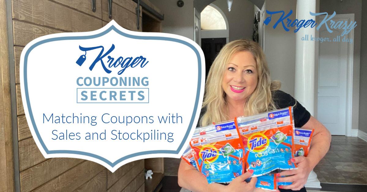 Kroger Couponing Secrets Part 3 Kroger Krazy