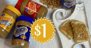 Kroger brand Peanut Butter Kroger Krazy
