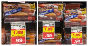 ball park hot dogs Kroger