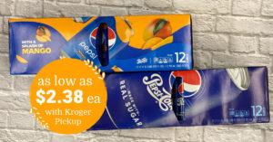 Pepsi Kroger Krazy
