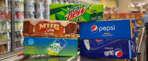Pepsi Products Kroger
