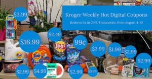 Kroger Weekly Digital Coupons Kroger Krazy