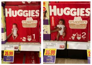 Huggies Little Snugglers Kroger