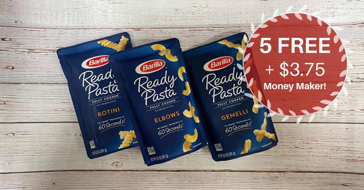 barilla ready pasta kroger krazy