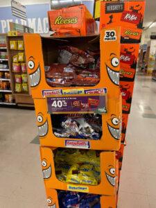 Halloween Candy Kroger