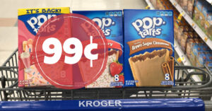 Kellogg's Pop-Tarts Kroger Krazy