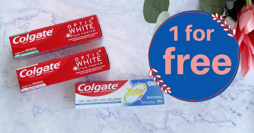 Colgate-Toothpaste-Kroger-Krazy
